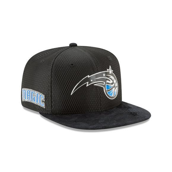 super popular f83af e0514 Fan Apparel   Souvenirs Black Orlando Magic New Era 2017 NBA Draft Official 59Fifty  Fitted Hat