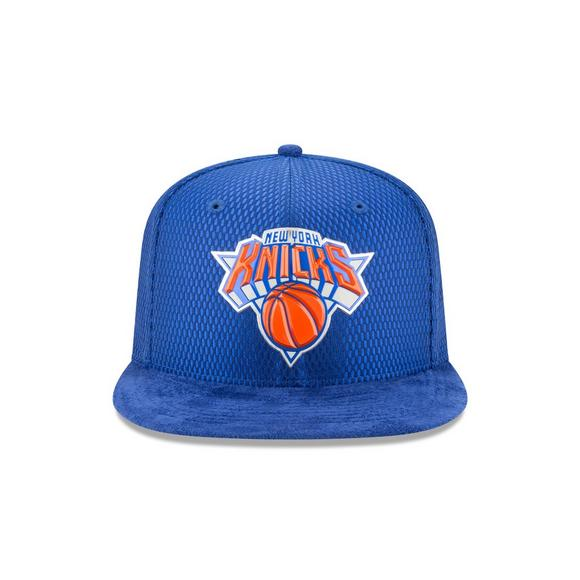 d3ca2f31dbb New York Knicks New Era 2017 NBA Draft Official On Court Collection 59FIFTY  Fitted Hat -