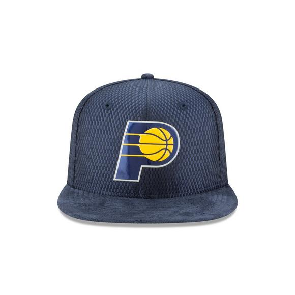 reputable site 0efba 70834 Indiana Pacers New Era 2017 NBA Draft Official On Court Collection 59FIFTY  Fitted Hat - Main