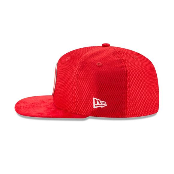 online store d6f94 557da New Era Atlanta Hawks 59FIFTY 2017 NBA Draft Official On Court Collection  Fitted Hat - Main