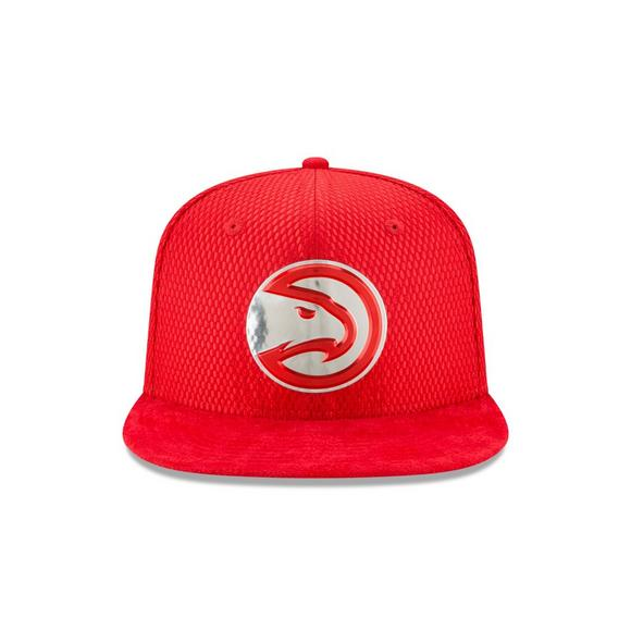 online store c2c7d ba71a New Era Atlanta Hawks 59FIFTY 2017 NBA Draft Official On Court Collection  Fitted Hat - Main