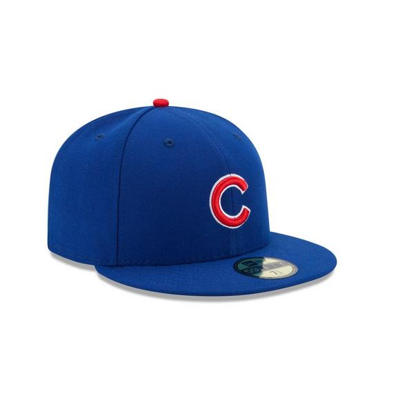 efdf0d281f6 New Era Chicago Cubs 59FIFTY Game Royal Hat - Main Container Image 3