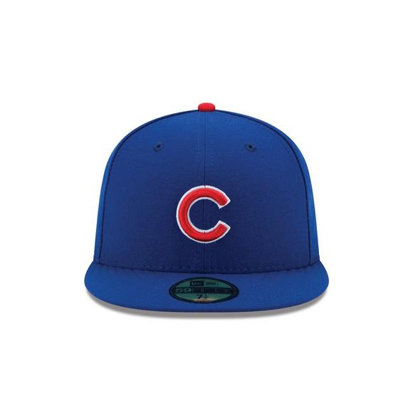 b90bd7133a6 New Era Chicago Cubs 59FIFTY Game Royal Hat - Main Container Image 2