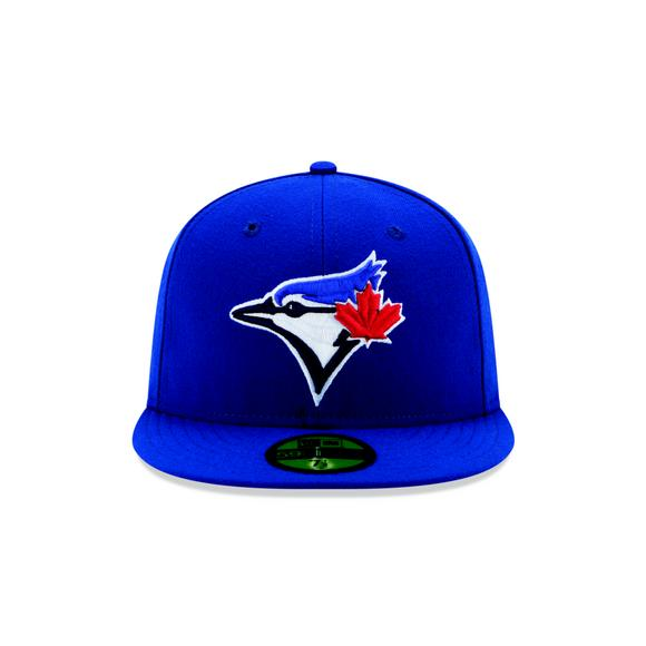 size 40 67508 297be New Era Toronto Blue Jays 59Fifty Game Royal Fitted Hat - Main Container  Image 2