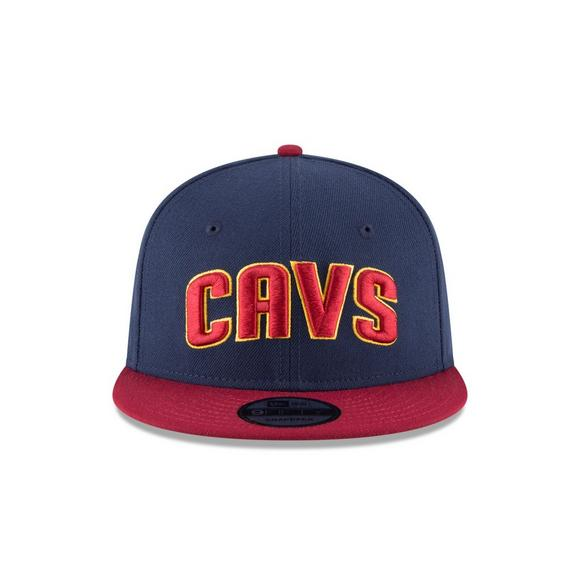 884648dbaf0 New Era Cleveland Cavaliers 9FIFTY 2Tone Snapback Hat - Main Container  Image 2