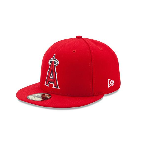 9f902978 New Era Los Angeles Angels 59Fifty Fitted Hat