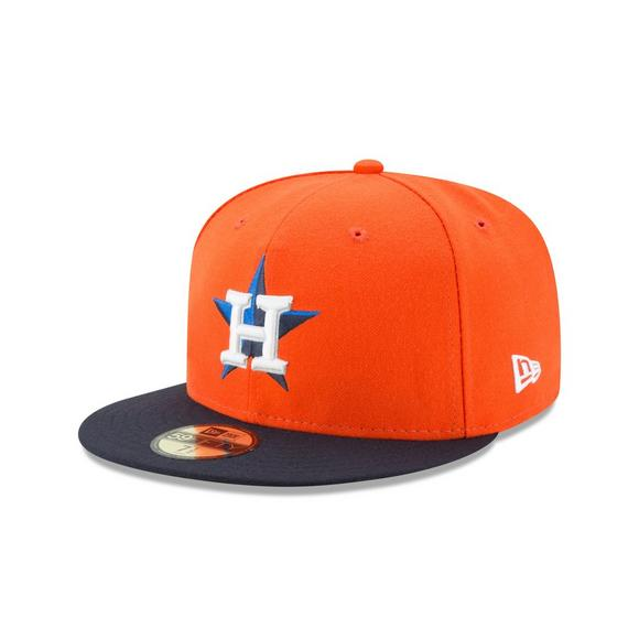 9422572b0ad New Era Houston Astros Fitted Hat - Main Container Image 1