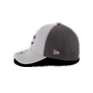 8e312a2ac63 New Era Chicago Cubs 39Thirty Grayed Out Grey Flex Hat