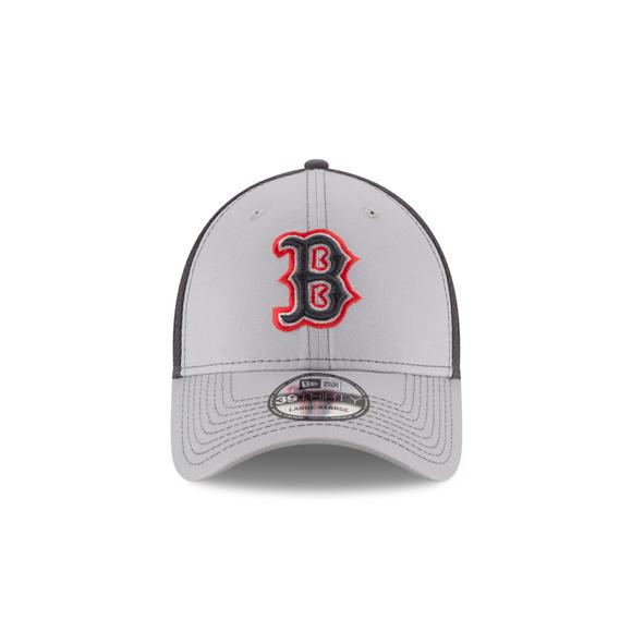 New Era Boston Red Sox 39Thirty Flex Hat - Main Container Image 1 12ae5d5f322