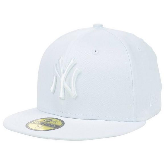 533dfc537d4fb New Era Men s New York Yankees 59Fifty Fitted Cap - Main Container Image 1