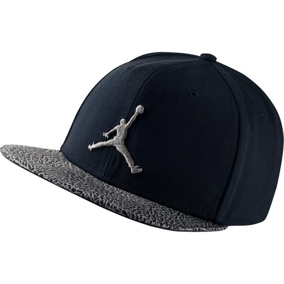 a12c37989ad Jordan Elephant Bill Snapback Hat - Main Container Image 1