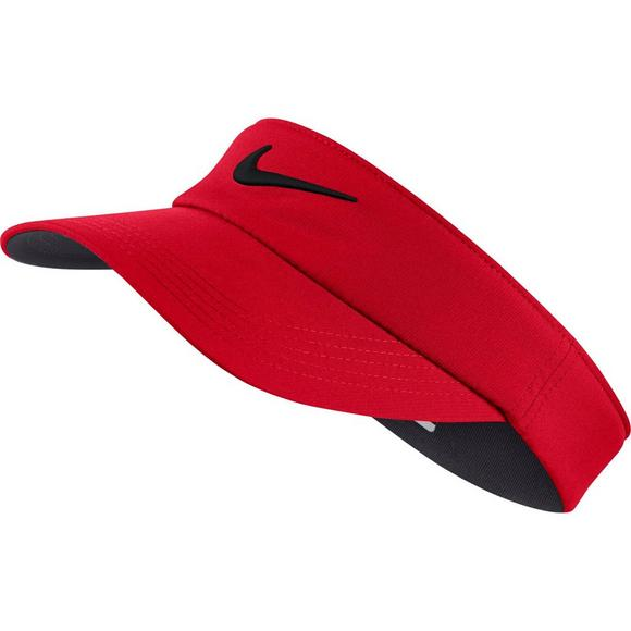 Nike Unisex Red Golf Tech Visor - Main Container Image 1 ed797443cab