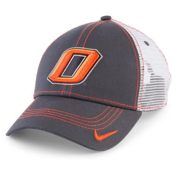 8c412a45 Nike Men's Oklahoma State Cowboys Adjustable Mesh Hat - Main Container  Image 1