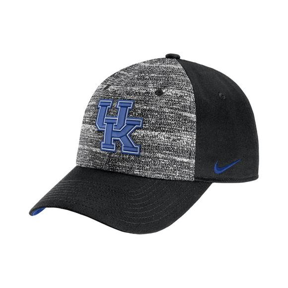 size 40 a4603 8be3d NIke Men s Kentucky Wildcats Heritage H86 Heathered Adjustable Hat - Main  Container Image 1
