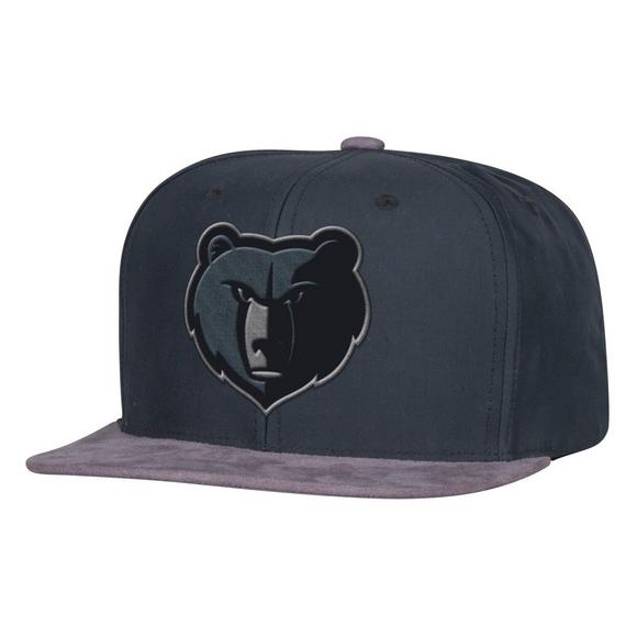 outlet store d0dc0 5ff46 Mitchell   Ness Memphis Grizzlies Buttery Snapback Hat - Main Container  Image 1