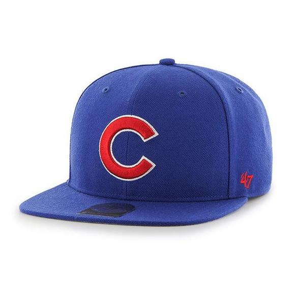 best service e6ad9 271b2 ... where can i buy 47 brand sure shot chicago cubs snapback hat main  container image 1