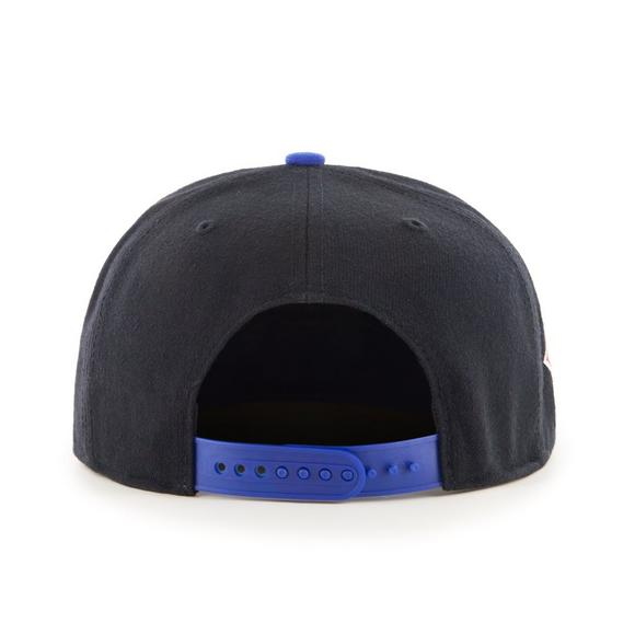 c392f6e2f1e37  47 Brand New York Mets Sure Shot Two-Tone Snapback Hat - Main Container.