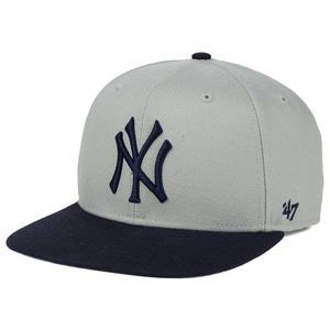 c8fa03dbbab ... australia 47 brand sure shot 2 tone new york yankees snapback hat c8f39  9a766