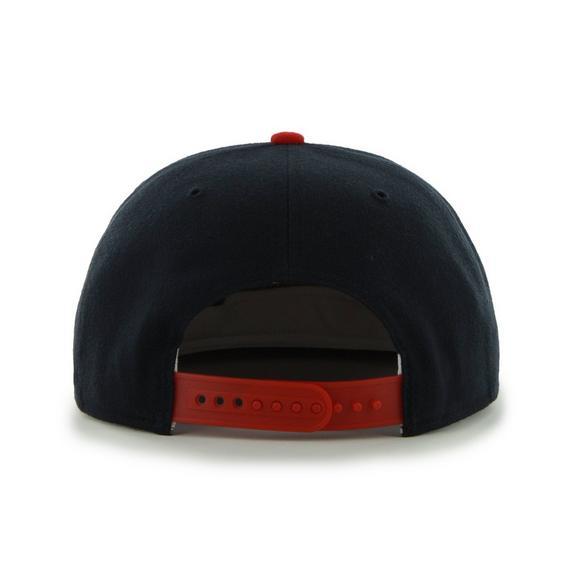 256e2ca6c2d  47 Brand St. Louis Cardinals Sure Shot Two-Tone Snapback Hat - Main.