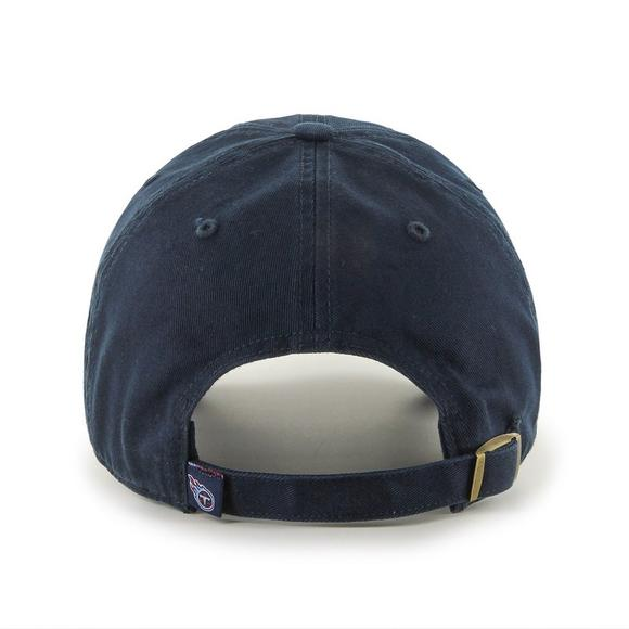 newest 93489 5389f  47 Brand Tennessee Titans Clean Up Adjustable Hat - Main Container Image  2.