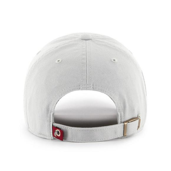 47 Brand Washington Redskins Clean Up Adjustable Cap - Main Container  Image 2.   f68bb6609