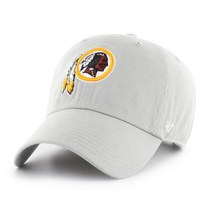 e3aa0f09720  47 Brand Washington Redskins Clean Up Adjustable Cap