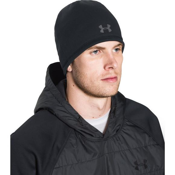 Under Armour Men s Storm ColdGear Infrared Elements 2.0 Beanie - Main  Container Image 3 897765d782