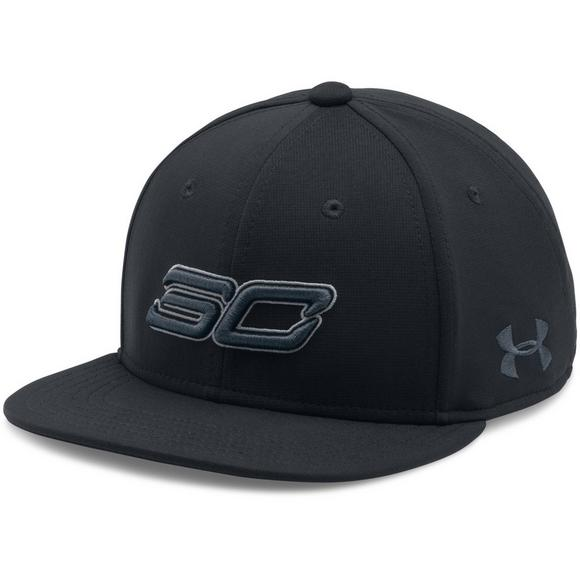69181733079 Under Armour Boys  SC30 Core Snapback Cap - Main Container Image 1