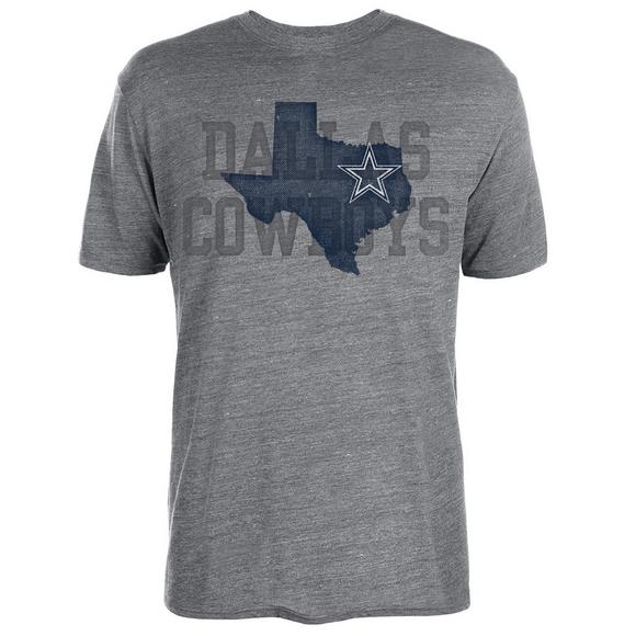 pretty nice d97ea 18fe6 Dallas Cowboys NFL Men's Lone Coach T-Shirt - Hibbett | City ...