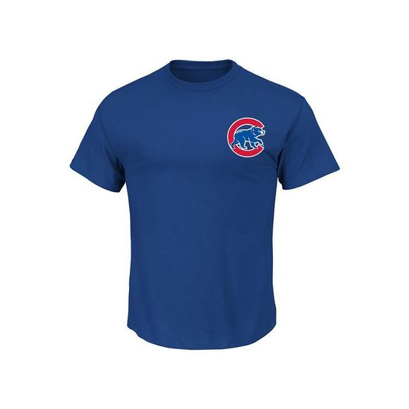 huge discount dfa6f 5a083 Majestic Youth Chicago Cubs Kris Bryant Player T-Shirt ...
