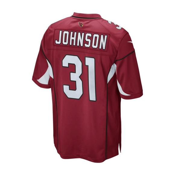 Nike Men's Arizona Cardinals David Johnson Game Jersey Hibbett US