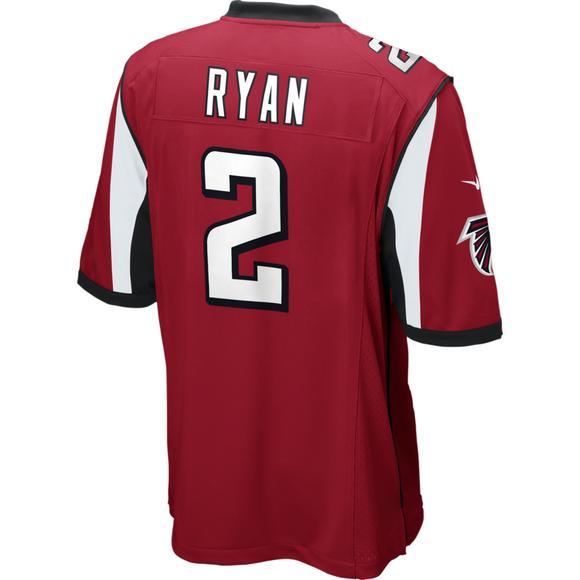 Nike Men s Matt Ryan Atlanta Falcons Game Jersey - Main Container Image 2 a8e53d4f5