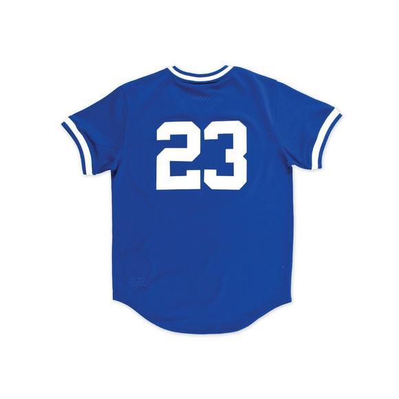 finest selection 8c8ce 5f4a6 Mitchell & Ness Men's Ryne Sandberg Chicago Cubs Batting ...