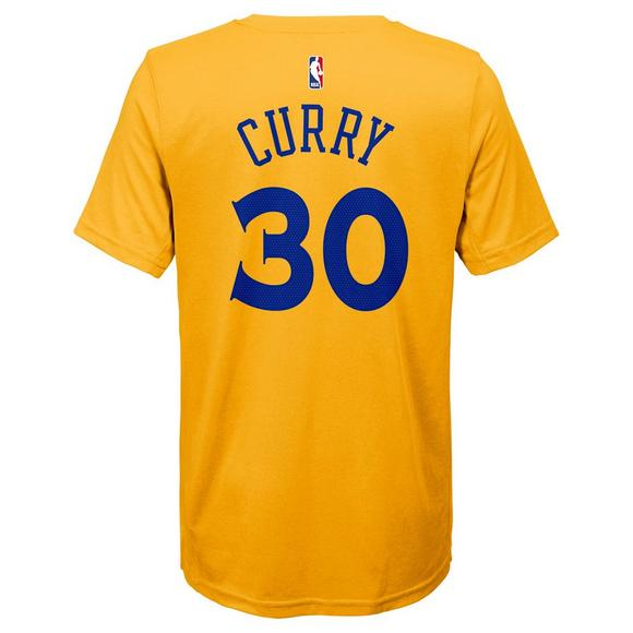 best cheap afa3d ff668 Nike Youth Stephen Curry Golden State Warriors City Edition ...