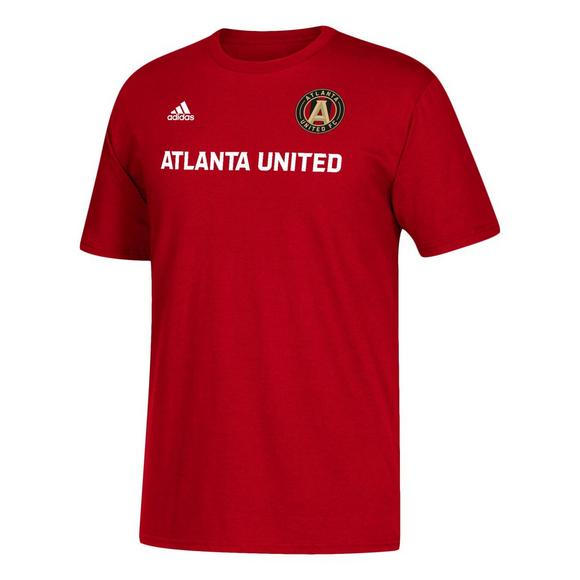 info for 7c900 07a46 adidas Men's J. Martinez Atlanta United FC Name & Number T-Shirt