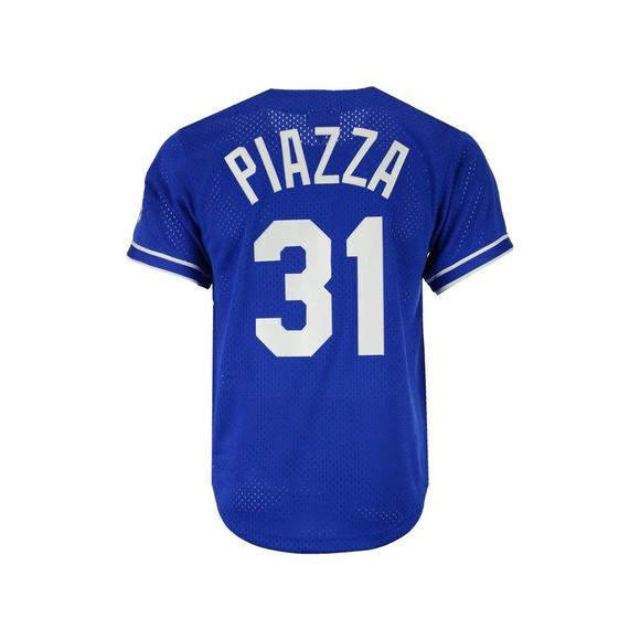 online store a8744 88893 Mitchell & Ness Los Angeles Dodgers Mike Piazza Batting ...