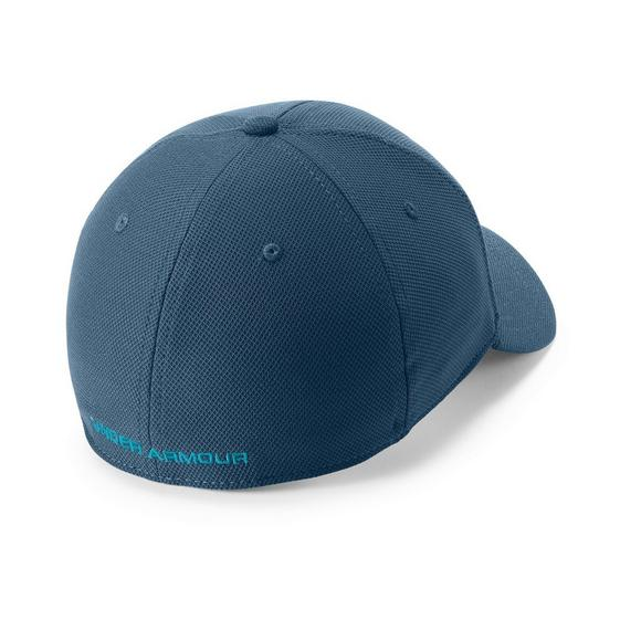 0cfea851 Under Armour Men's Blitzing 3.0 Cap-Teal - Main Container Image 2