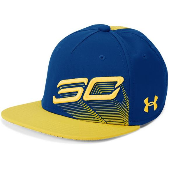 88b75913f4d Under Armour Boys  SC30 Tilted Logo Snapback Cap - Main Container Image 1