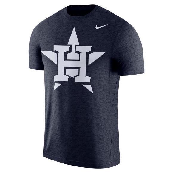 da50e8b6 Nike Men's Houston Astros Dri-Fit Touch T-Shirt - Main Container Image 1