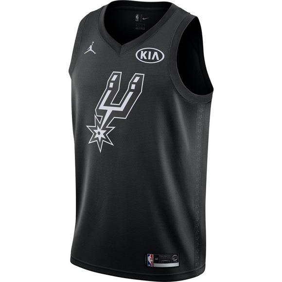info for d5082 e5a38 Jordan Men's K. Leonard San Antonio Spurs All-Star Edition Swingman Jersey