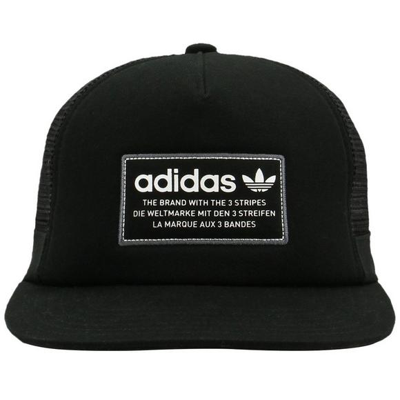 2bf60cc47a3 adidas Originals Patch Trucker Hat - Main Container Image 2