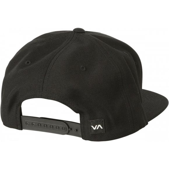 finest selection c445e c1df2 RVCA Commonwealth Snapback Hat - Main Container Image 2