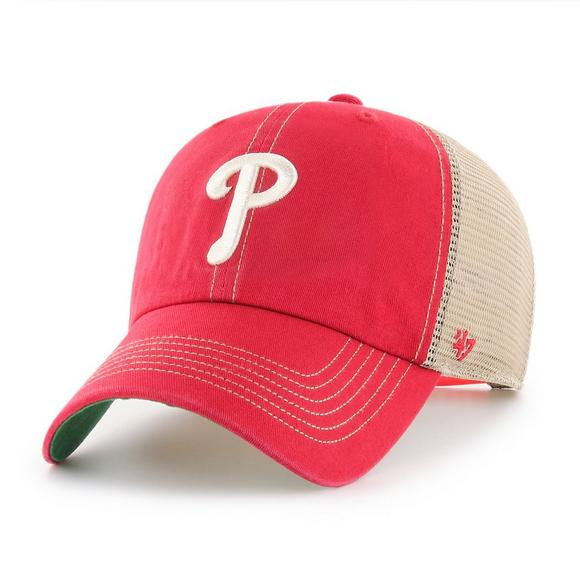 b07e8032d678e  47 Brand Philadelphia Phillies Trawler Clean Up Adjustable Hat - Main  Container Image 1.