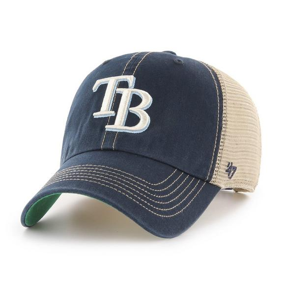 3bd33898180  47 Brand Tampa Bay Rays Trawler Clean Up Adjustable Hat - Main Container  Image 1.