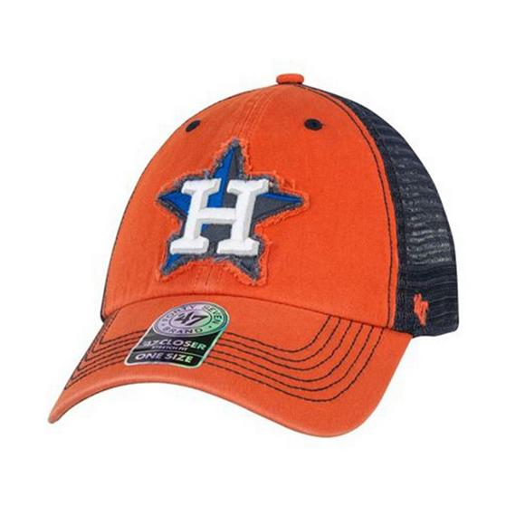 sports shoes 150da 46e81 ... order 47 brand houston astros taylor closer stretch fit hat main  container image 1. 80abc