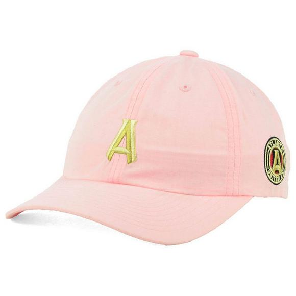 newest 00ad0 90f15 ... get adidas atlanta united fc mls adjustable dad hat main container  image 1 b8cad 0a496