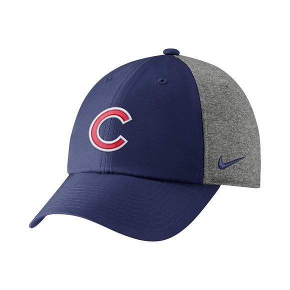 919c763b9 Nike Chicago Cubs Heritage86 New Day Adjustable Hat - Main Container Image 1