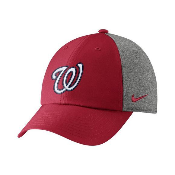 Nike Washington Nationals Heritage86 New Day Adjustable Hat - Main  Container Image 1 45c6e952043
