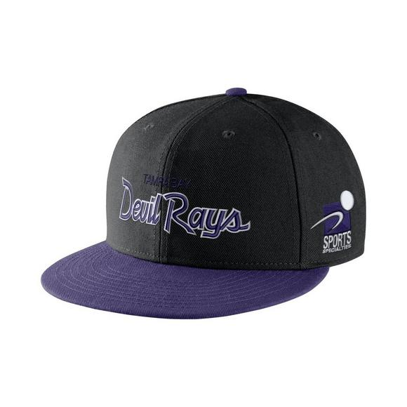 Nike Tampa Bay Rays Pro Sport Specialties Snapback Hat - Main Container  Image 1 6dd0890dd00