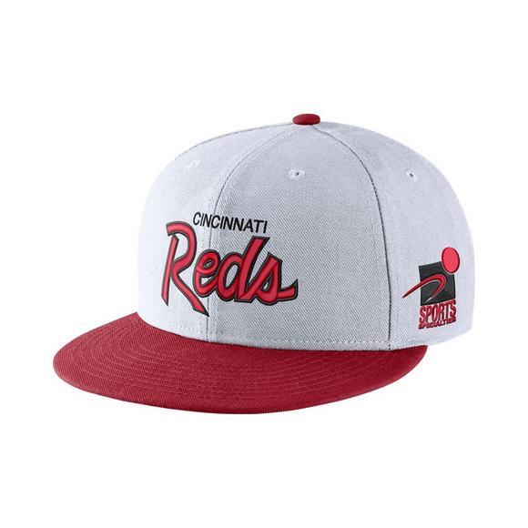 d27fb44b827 Nike Cincinnati Reds Pro Sport Specialties Snapback Hat - Main Container  Image 1